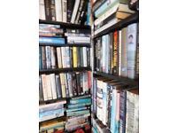 Approx 100 Hardback Books, VGC, Fiction. Job lot £15