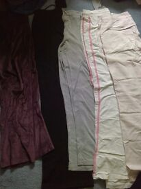 Woman trousers/skirts/ jackets/tops