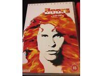 The doors /Jim Morrison Book DVD bundle gift