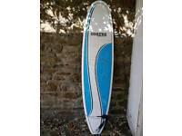 7'4 cortez minimal surfboard