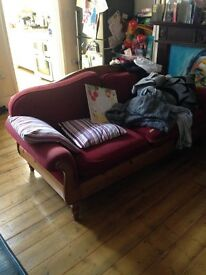Sofa originally from M&S still comfy great frame if you want to re upholster pick up only