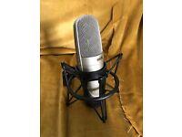 Shure KSM32 - Large Diaphragm Studio Microphone