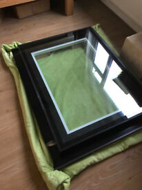 Triple Glazed Aluminium Framed Roofmaker pitched roof window -Brand New