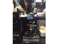 Wega Pegaso - Commercial Coffee Machine + Grinder (top of the range) 2 group