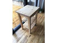 Ikea Butcher's Table