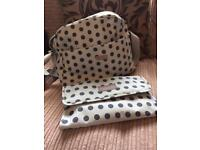 Baby changing bag-excellent condition