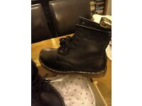 Dr martens men's soft pebble leather,wrong size sent,£125 in Dr martens shop,selling £70 quick sale
