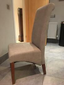 2 x Brand New Next Dining Chairs