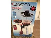 Brand New Boxed Kenwood Smoothy maker