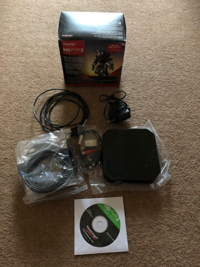Hauppauge HD PVR 2 Gaming Edition Plus | in Montrose, Angus | Gumtree