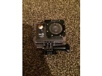 Action camera 1080p HD Brand New