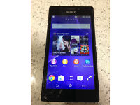 Sony XPERIA Phone - great condition - ANY network UNLOCKED with CHARGER