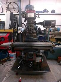 CNC milling machine Prototrak MX2 KRV 3000