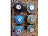 gas bottle regulators