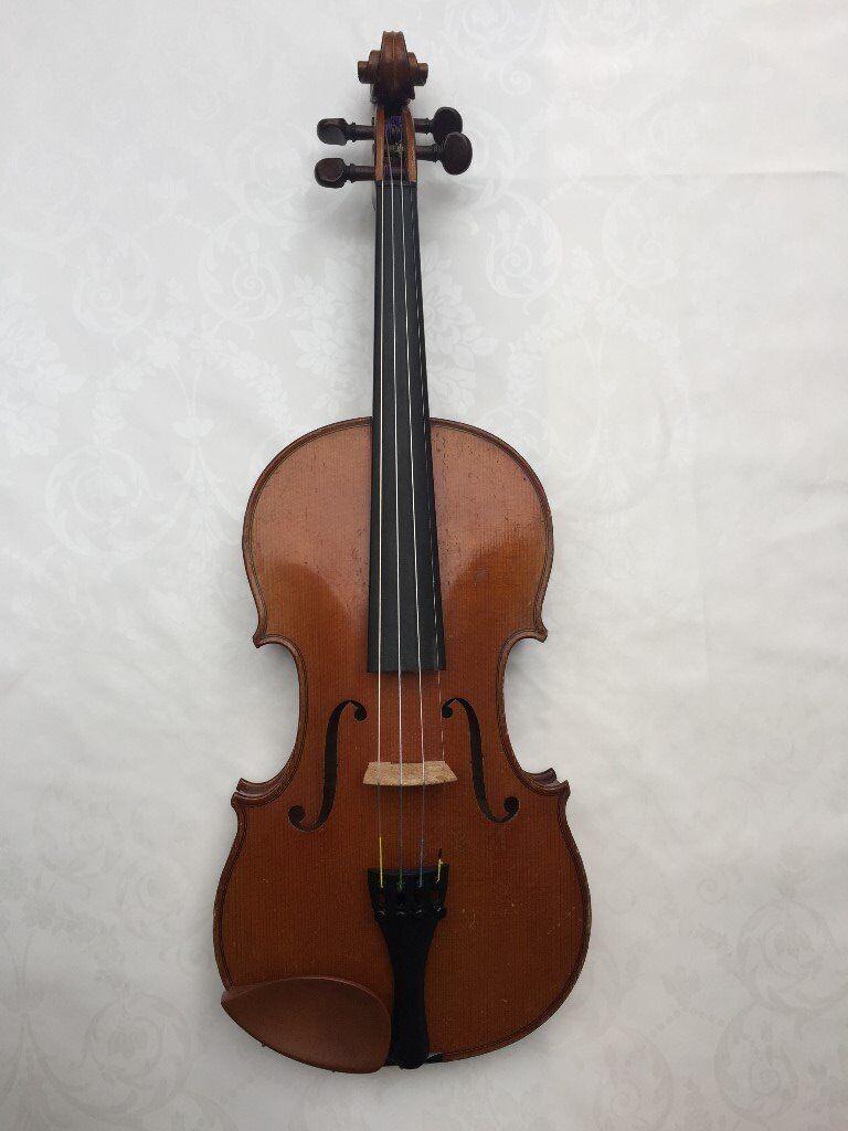 7/8 Antique violin for sale