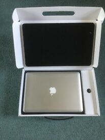 Apple MacBook Pro 13 inch 2012 Excellent condition 16GB memory and 750GB hard drive.
