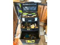 Stanley fat max tool chest
