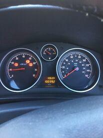 Vauxhall Zafira Design with Full Years MOT
