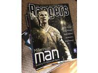 Rangers Monthly magazine