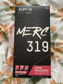 AMD RX 6800 XT XFX MERCURY EDITION NEW-SEALED