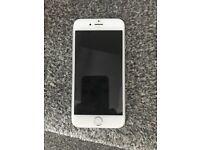 iPhone 6, 16gb, silver.