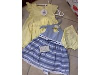 BABY GIRL CLOTHES - (3-6 & 6-9 months) - NEW