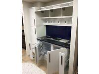 Kitchen display- Gloss White