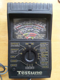 GUNSONS Testune analogue diagnostic multimeter