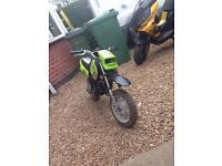 Mini motor pit bike