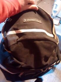 Outeredge bike panniers for sale