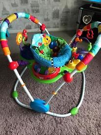Child's jumparoo