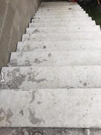 Pre Cast Concrete Stairs