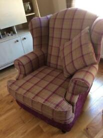 Laura Ashley armchair in beautiful condition.