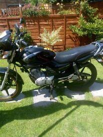 Yamaha YBR 2007 125cc
