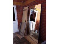 MIRROR WARDROBE DOUBLE DOOR