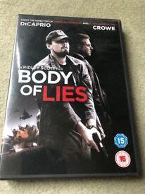 body of lies dvd