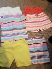 Girls 5-6 summer bundle