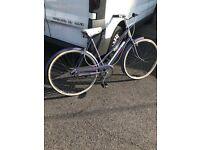 Vintage dutchbike RALEIGH caprice!