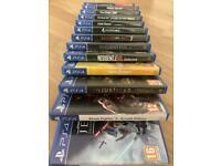 PS4 Games Bundle Collection