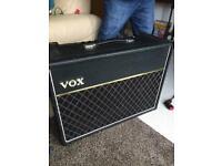 Original Vox AC 30 ss. Vintage 1970's