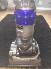 Dyson dc14 allergy telescope reach hoover with all its tools