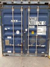 20' 'B' grade containers for sale to suit all your storage needs Brooklyn Brimbank Area Preview