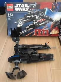 Lego Star Wars rogue shadow complete very rare retired