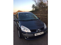 2008 Renault Grand Scenic 1.6 6 Speed Full Years Mot Today Mint Condition Inside & Out