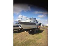 Boat. Sealine 255 twin Deisel