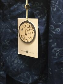 "LOVELY ""PRETTY GREEN SHIRT"" (BNWT) - SMALL SIZE"