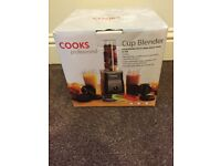 Cooks Professional cup blender 3 cups £20 Brand new