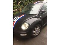 VE BEETLE HERBIE NEEDS ATTENTION £250
