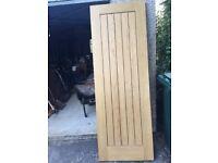 Howdens Dordogne Oak Door