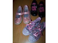 Shoes size 12